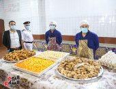 مصدر أمنى يكذب شائعة إضراب نزلاء سجن طره عن الطعام