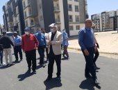 تعرف على نسب تنفيذ مشروعات بمدينة المنصورة الجديدة وموعد الانتهاء منها