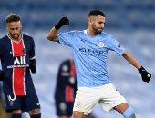 أهداف الثلاثاء.. محرز يقود مانشستر سيتي لفوز تاريخى على باريس سان جيرمان