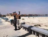 إغلاق شواطئ وحمامات السباحة بقرى ومنتجعات الساحل الشمالى لحين إشعار آخر