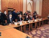 المتحدث باسم الخارجية المصرية يعلن بدء المشاورات السياسية بين مصر وتركيا.. صور
