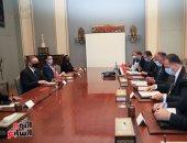وزير الخارجية للمبعوث الأمريكى: نرغب فى التوصل لاتفاق حول سد النهضة قبل الصيف.. صور