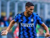 أشرف حكيمي: فخور بتتويجى بلقب الدوري الإيطالي وظروف منعتنى من العودة للريال