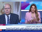 عبد الحليم قنديل: التوازن بين النمو السكانى والاقتصادى جوهر تنمية الأسرة كما قال الرئيس