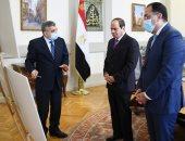 أخبار مصر.. بتوجيهات من الرئيس السيسى مصر ترسل مساعدات طبية للأشقاء بتونس