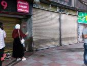 غلق 8 محال ومقهى لعدم الالتزام بالإجراءات الاحترازية أول أيام العيد بالفيوم