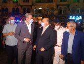 محافظ القاهرة: تأكدنا من غلق جميع المحال والمقاهى فى المواعيد المحددة