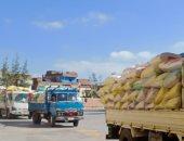 محافظ كفر الشيخ: توريد 137309 أطنان و405 كيلو قمح محلى للصوامع والشون