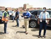 مصر العامرة.. الرئيس السيسى يتابع أعمال تطوير المحاور والطرق الجديدة بشرق القاهرة
