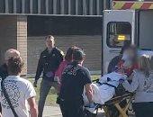 3 جرحى فى إطلاق تلميذة بالصف السادس الابتدائى الرصاص بمدرسة أمريكية.. صور