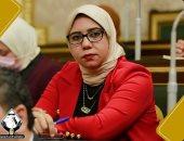 النائبة هيام الطباخ تطالب بتوفير أدوات حماية لعمال النظافة بمحافظة كفر الشيخ