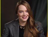إيما ستون تشارك بنصائح حول الصحة العقلية في شهر التوعية.. فيديو