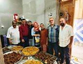 مطبخ الخير فى دمياط يقدم 400 وجبة متنوعة يوميا للمتعففين ومرضى كورونا