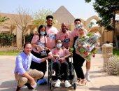 تنسيقية الأحزاب تنشر صور استقبال الأمريكية المصابة بالسرطان في مطار القاهرة