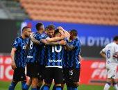إنتر ميلان يستعرض عضلاته بخماسية ضد سامبدوريا فى الدوري الإيطالي.. فيديو