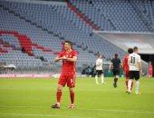 ملخص وأهداف مباراة بايرن ميونخ ضد مونشنجلادباخ في الدوري الالماني