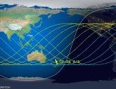 """مؤسسة فضائية أمريكية تحدد """"موعد ومكان"""" وصول الصاروخ الصينى إلى الأرض"""