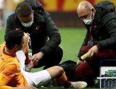 جالاتا سراي يعلن تفاصيل إصابة مصطفى محمد فى مباراة دينامو بوخارست