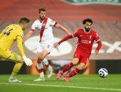 محمد صلاح يصنع هدفا في فوز ليفربول على ساوثهامبتون بـ الدوري الإنجليزي