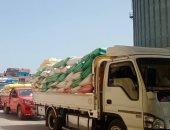 محافظ كفر الشيخ: توريد 122462 طنا و389 كيلو قمح للصوامع والشون وحصاد 215 ألف فدان