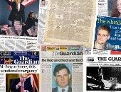 التاريخ في جريدة.. الجارديان تستعرض أهم إصداراتها على مدار 200  عام.. ألبوم صور