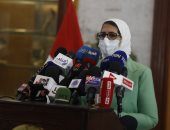 وزيرة الصحة: 70 مليون جرعة لقاح كورونا متوافرة بنهاية الشهر الجارى