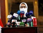 الصحة: 165 سيارة إسعاف مُجهزة لدعم مصابى فلسطين تنفيذا لتكليفات الرئيس