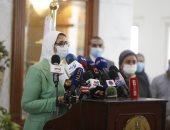 وزيرة الصحة: نستهدف إنتاج 40 مليون جرعة من لقاح كورونا خلال 6 أشهر المقبلة