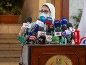 وزيرة الصحة: اتفاقية التصنيع تتيح إنتاج 40 مليون جرعة من لقاح سينوفاك أول سنة