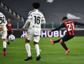 يوفنتوس يسقط أمام ميلان بثلاثية وتضاؤل آماله في التأهل لدوري الأبطال