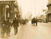 100 صورة عالمية.. شاهد شوارع القاهرة فى سنة 1941