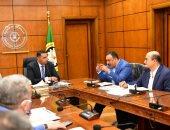 محافظ الدقهلية: إنشاء القطار الكهربائي لنقل البضائع والركاب من بورسعيد للإسكندرية
