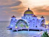 مساجد ومآذن تبهر العالم بفن العمارة الإسلامية