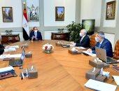 الرئيس السيسى يعرب عن تقديره لما قدمه القطاع المصرفي من دعم لمسيرة التنمية