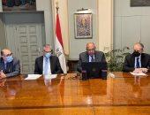 وزير الخارجية يشارك باجتماع الجامعة العربية لمواجهات اعتداءات إسرائيل فى القدس
