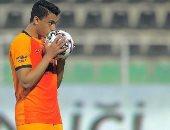 مصطفى محمد يصل القاهرة استعدادا للانضمام للمنتخب الأولمبي