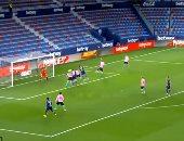 """ليفانتي ضد برشلونة.. أصحاب الأرض يتعادلون فى 3 دقائق 2-2 """"فيديو"""""""