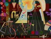 سوثبى تكشف النقاب عن لوحة لواسيلى كاندينسكى وتعرضها للبيع بـ 35 مليون دولار