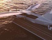 """""""طائرة وقارب خليط"""".. مركبة جديدة لنقل السياح بين مدن أمريكا الساحلية.. صور"""