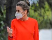 ملكة إسبانيا تستخدم قطعتين من ملابسها القديمة ارتدتهما عام 2019.. صور