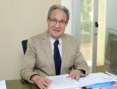جامعة مصر للعلوم والتكنولوحيا تنعى الدكتور محمد العزازى رئيس الجامعة