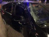 تعرض زوجة ثروت سويلم لحادث سيارة وإصابة ابنه بفيروس كورونا.. صور