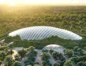 شركة فرنسية تصمم أكبر صوبة زراعية فى العالم ذات قبة واحدة.. التفاصيل