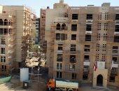 المجتمعات العمرانية: تطوير سور مجرى العيون يضم مسرحا وسنيمات و79 عمارة سكنية