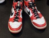 بيع حذاء رياضى بأكثر من 150 ألف دولار.. ارتداه أسطورة السلة مايكل جوردن