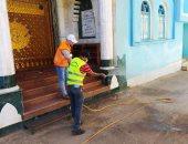 حملات لرفع الأتربة والقمامة والإشغالات فى عيد الفطر بالشرقية