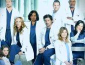 جزء جديد من Grey's Anatomy ليصبح أطول دراما طبية فى التليفزيون