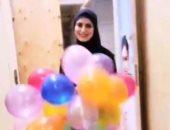 توزيع بالونات وكعك العيد على مرضى كورونا بمستشفيات قطور وبسيون بالغربية