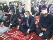ألبوم.. فرحة العيد فى المساجد والتزام المصلين بالتباعد الاجتماعى ومشاهد مبهجة
