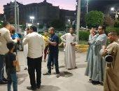 الاحتفال بتجهيز 40 عروسة من الأيتام فى بني سويف أول أيام العيد.. فيديو